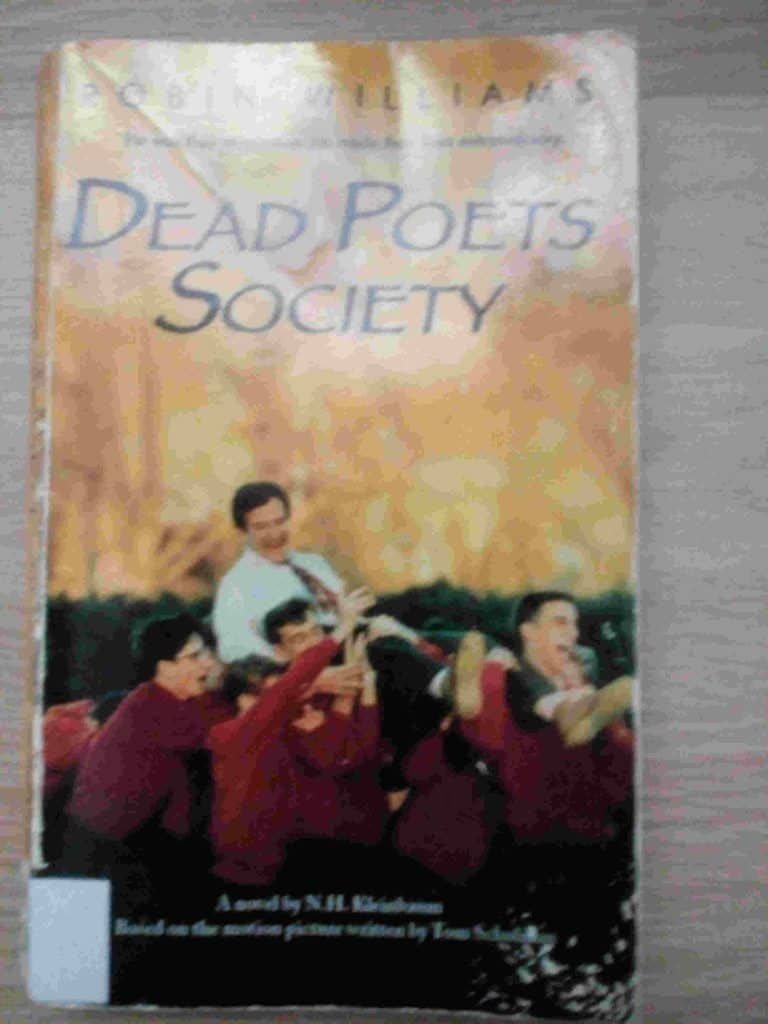 Dead Poets Society by Robin Williams