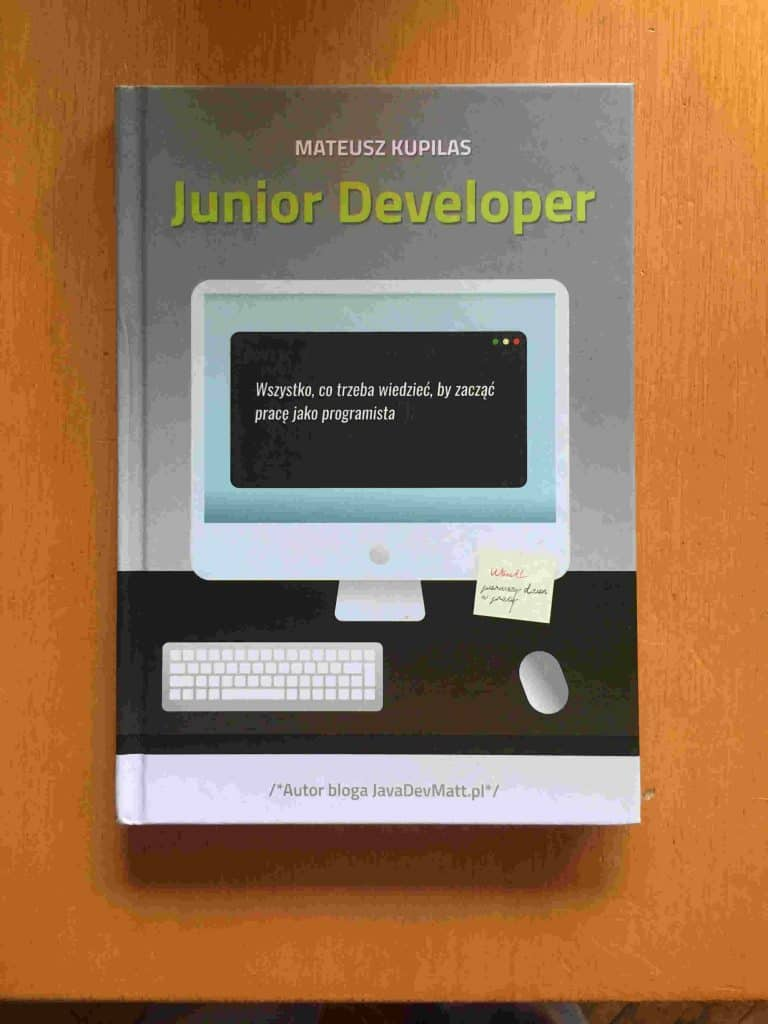 Junior Developer by Mateusz Kupilas