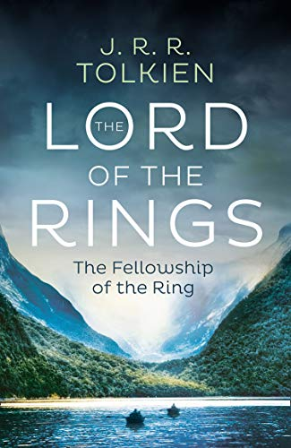 Book The Lord of the Rings The Fellowship of the Ring by Author J.R.R.Tolkien