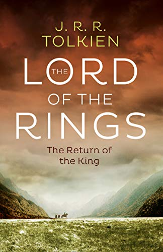 Book The Lord of the Rings The Return of the King by Author J.R.R.Tolkien