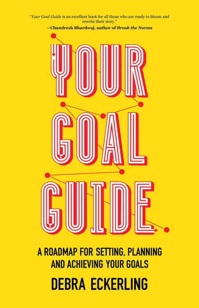 Book Your Goal Guide by Author Debra Eckerling