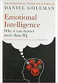 Book Emotional Intelligence by Daniel Goleman