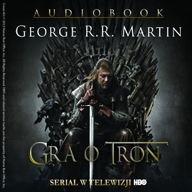 Audiobook Cover Game of Thrones by George R.R. Martin