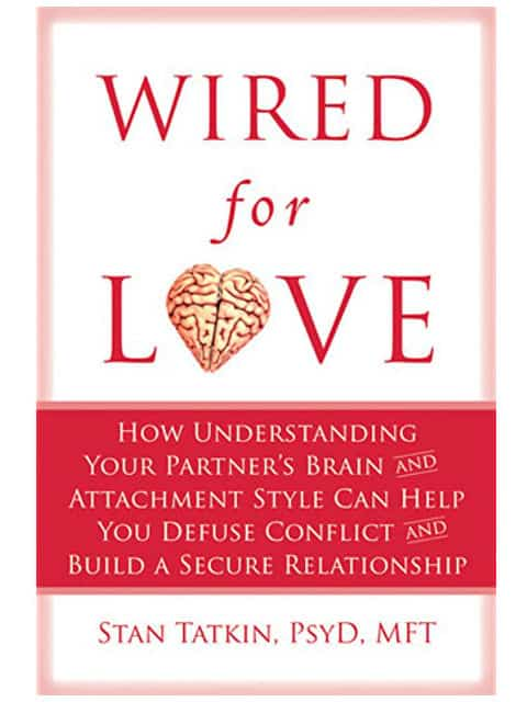 Book Cover Wired For Love by Stan Tatkin